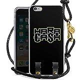 DeinDesign Apple iPhone 6 Plus Carry Case Hülle Zum Umhängen Handyhülle mit Kette Elotrix...
