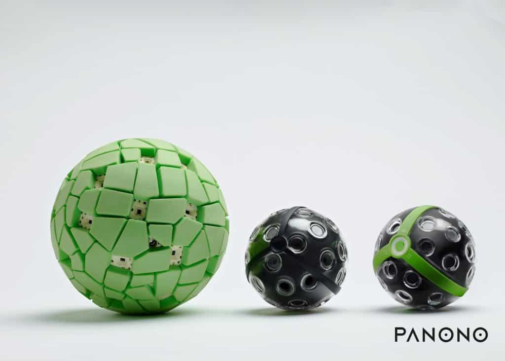 Panono Kamera Ball