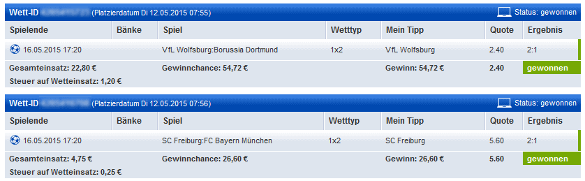 Quelle: Screenshot mybet.de