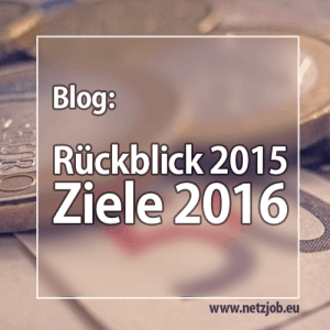 blog jahresrückblick ziele 2016