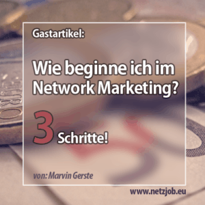 network marketing starten