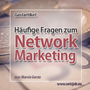network marketing fragen
