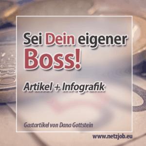 Sei Dein eigener Boss