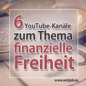 Youtube Kanal Finanzielle Freiheit