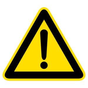 Warnung EvoBinary