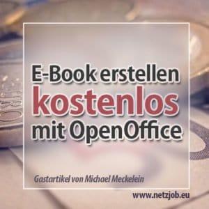 e-book erstellen kostenlos mit openoffice