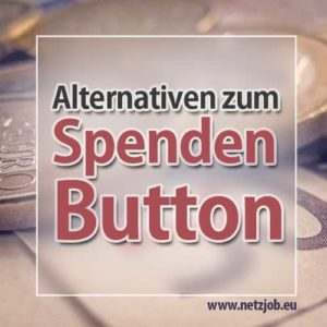 alternativen zum spenden button blog