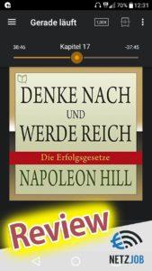 denke nach und werde reich napoleon hill erfahrungen