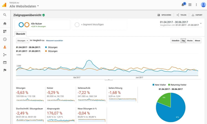 netzjob-traffic-entwicklung