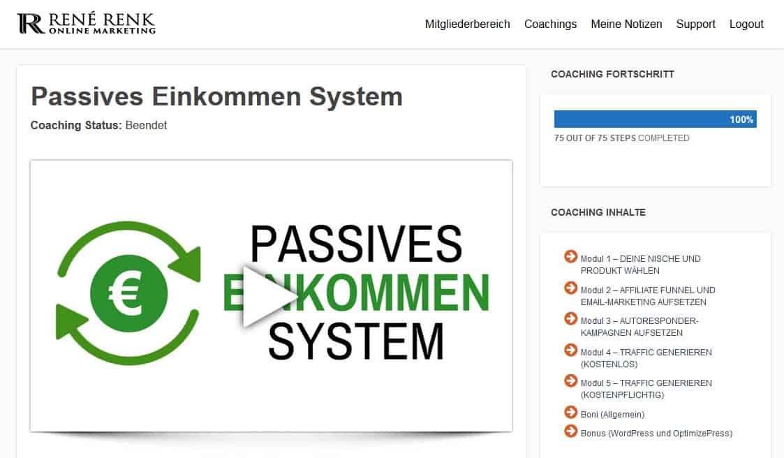 passives-einkommen-system-rene-renk-erfahrungen