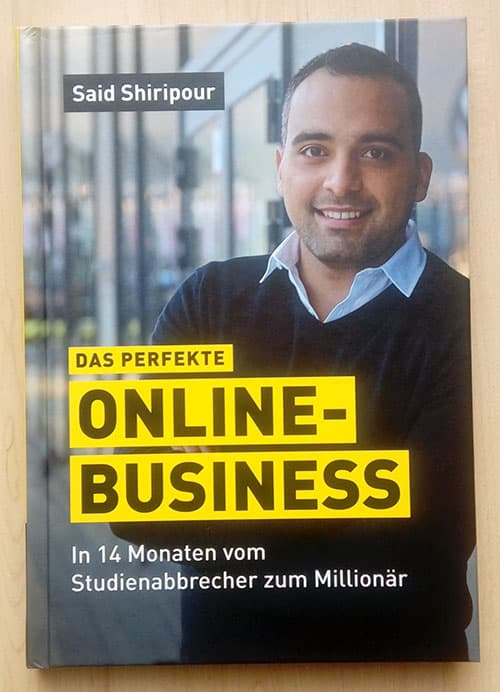 das perfekte online business
