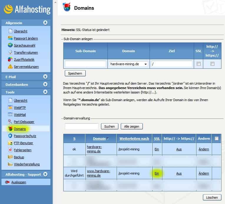 alfahosting-auf-ohne-www-umleiten