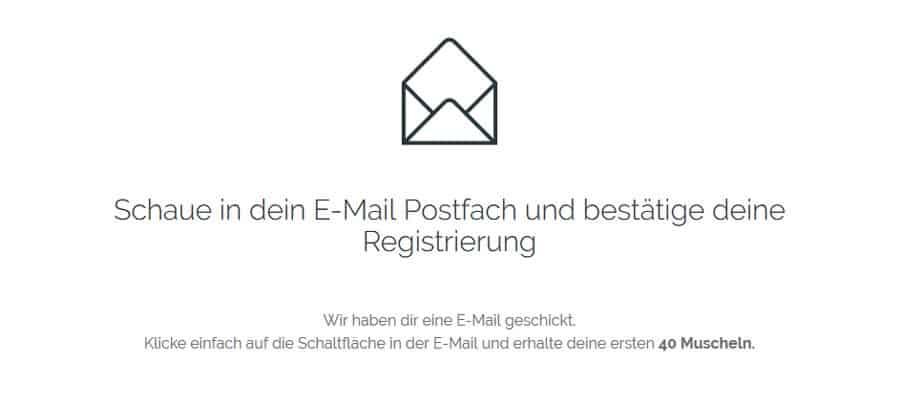 nicequest e-mail bestätigen