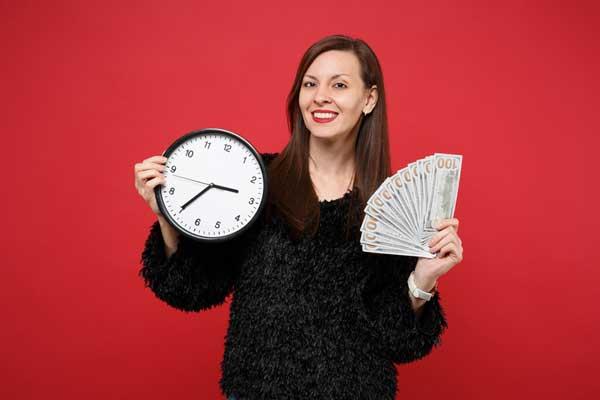Schnell Geld verdienen verschiedene Möglichkeiten