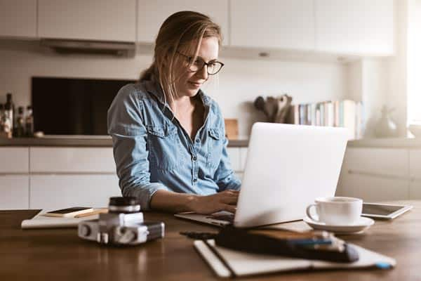 So geht's [2021]: Arbeiten von Zuhause und Geld verdienen