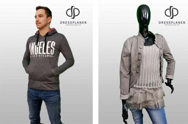 Dressplaner Mode 2018