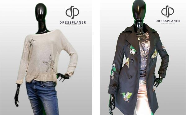 Dressplaner Mode