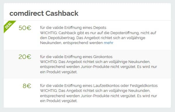shoop-cashack-comdirect