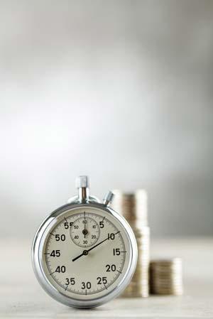 Spartipps: Zeit ist Geld
