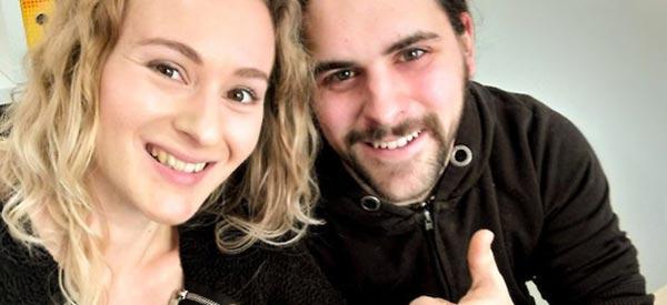 Online Kurs erstellen: Lisa und Dennis von Coachy
