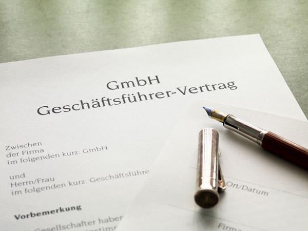 GmbH Gründung Notartermin