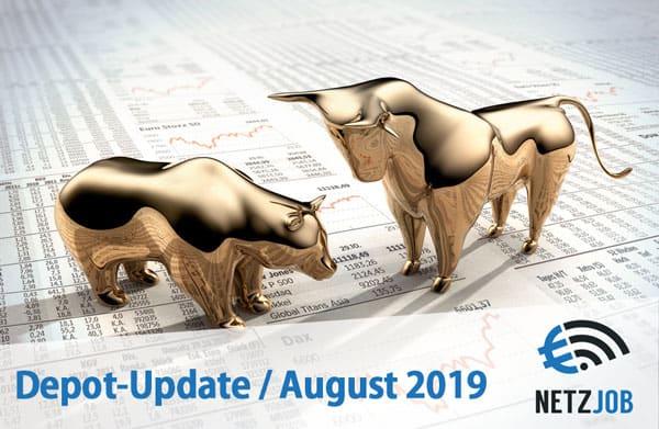 Depot Update August 2019