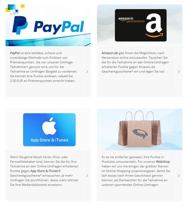 Paypal Prämien