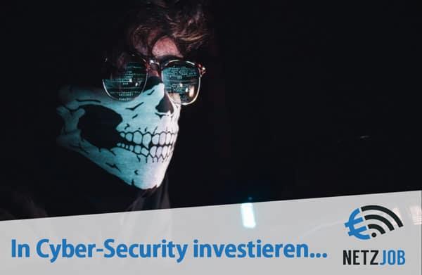 Warum Du in Cyper-Security investieren solltest?