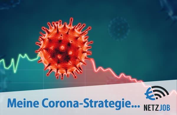 Meine Corona-Strategie für mein Online-Business und meine Geldanlage