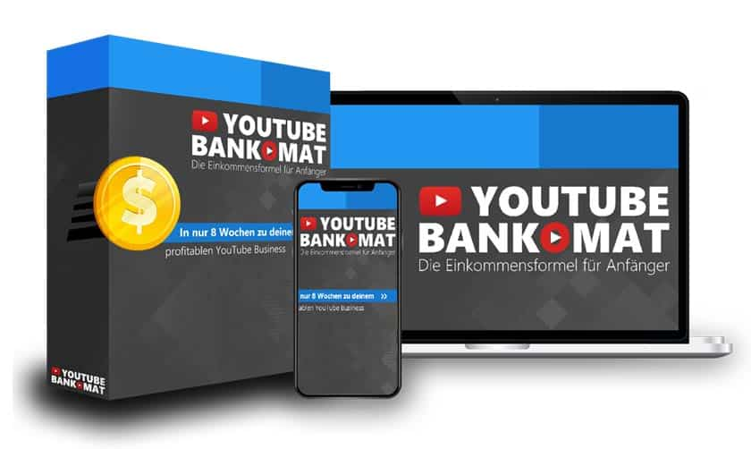YouTube Bankomat Videokurs